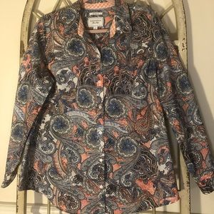 CHARTER CLUB Shirt Shop Relaxed Fit- Size 14